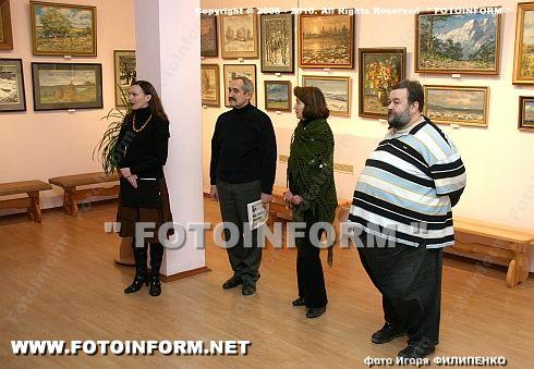 Завораживающая выставка известного художника-земляка (ФОТО Игоря Филипенко)