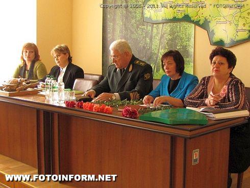 Лесоводы Кировоградщины подвели итоги 2010 года (ФОТО)