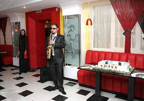 В Кировограде открылся новый ресторан (ФОТО Игоря Филипенко)