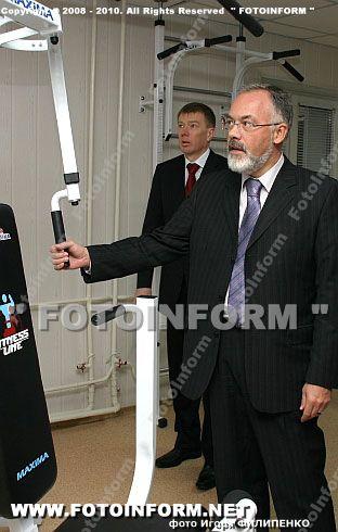 В Кировограде побывал министр (ФОТО Игоря Филипенко)