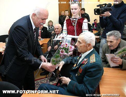 Защитников Кировограда не забывают (ФОТО Игоря Филипенко)