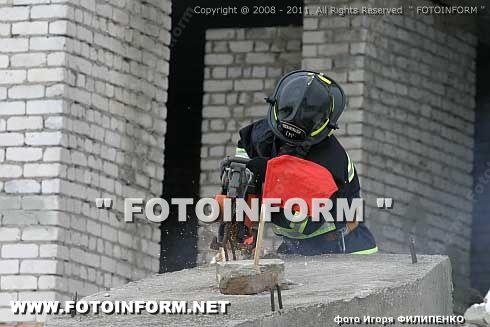 В Кировограде произошел взрыв неизвестного происхождения (ФОТО) Игоря Филипенко