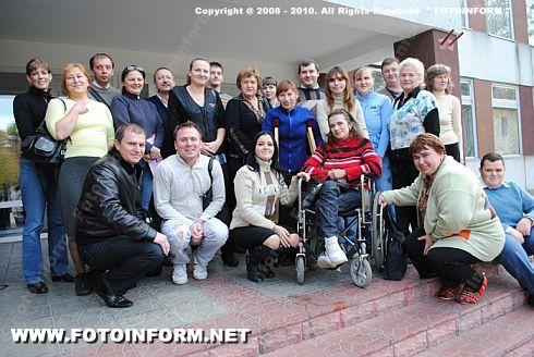 Вместе мы поможем в Кировограде (ФОТО)