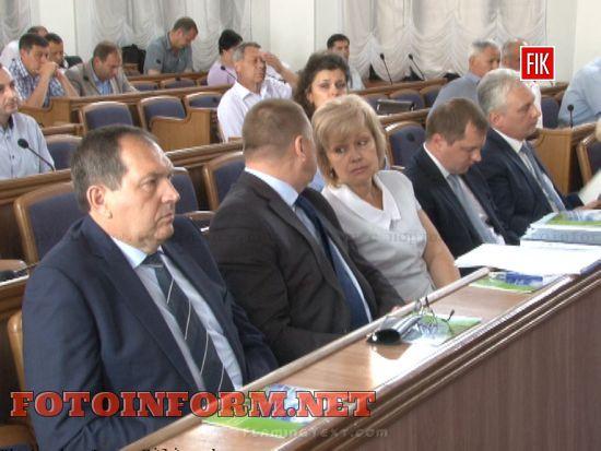Сегодня, 7 июля, в Кировоградской областной государственной администрации состоялся вопросам энергосбережения и внедрения энергоэффективных мероприятий.