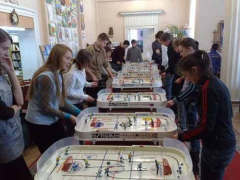 В Кировограде прошел чемпионат по хоккею (ФОТО)