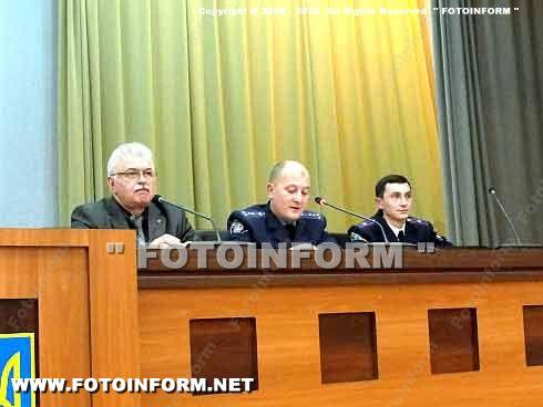 Сотрудники УМВД в области присоединились к Всеукраинской недели права (ФОТО)