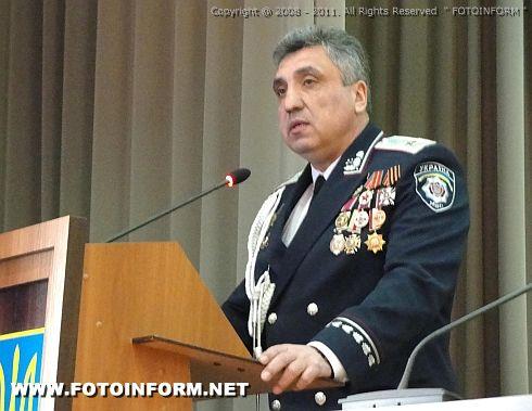 В УМВД почтили правоохранителей - участников боевых действий на территории других государств (ФОТО)